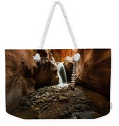 Kanarra Creek Falls  Weekender Tote Bag