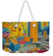Kandinsky Living Room Weekender Tote Bag