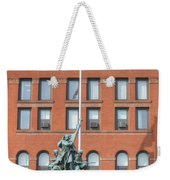 Kane County Courthouse Weekender Tote Bag