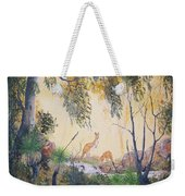Kangaroo Kingdom Weekender Tote Bag