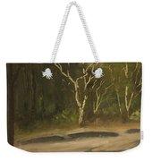 Kanha Forest Trail Weekender Tote Bag