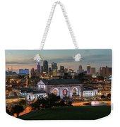 Kansas City Summer Sunset Weekender Tote Bag