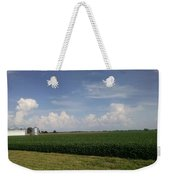 Kansas Skies Weekender Tote Bag