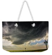 Kansas Storm Chasing 008 Weekender Tote Bag