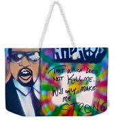 Kanye West Stronger Weekender Tote Bag