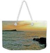 Kaohikaipu Island Sunrise  658 Weekender Tote Bag