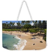 Kapalua Beach Resort Weekender Tote Bag