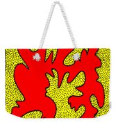 Kapow Weekender Tote Bag by Eikoni Images