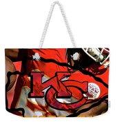 Kareem Hunt, Kansas City Chiefs Weekender Tote Bag