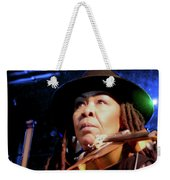 Karen Briggs 2017 Hub City Jazz Festival - Pause Weekender Tote Bag