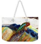 Karma Kameleon  Weekender Tote Bag