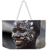 Karo Tribe Female Weekender Tote Bag