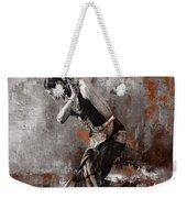 Kathak Dancer A1 Weekender Tote Bag