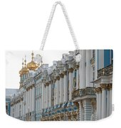 Katharinen Palace And Onion Domes - Russia Weekender Tote Bag