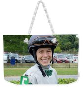 Katie Davis - Laurel Park 2 Weekender Tote Bag