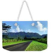 Kauai Countryside Weekender Tote Bag