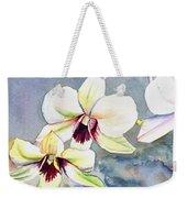 Kauai Orchid Festival Weekender Tote Bag