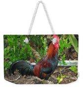 Kauai Rooster Weekender Tote Bag