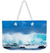 Kauai Waves Weekender Tote Bag