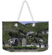 Kaub Ship Mast Weekender Tote Bag