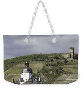 Kaubs Two Castles Weekender Tote Bag