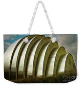 Kauffman Performing Arts Center 1  Weekender Tote Bag