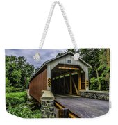 Kaufman Covered Bridge - Pa Weekender Tote Bag