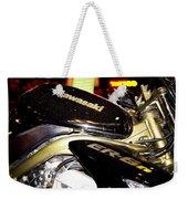 Kawasaki Weekender Tote Bag by Stelios Kleanthous