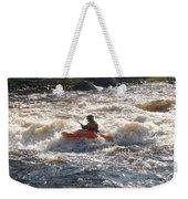 Kayak 1 Weekender Tote Bag