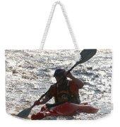 Kayak 2 Weekender Tote Bag