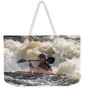 Kayak 6 Weekender Tote Bag