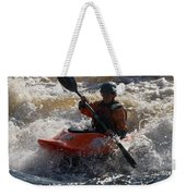 Kayak 7 Weekender Tote Bag