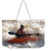 Kayak 9 Just Relax Weekender Tote Bag