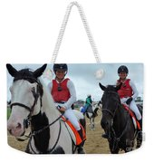Kaymarie Kreidel And Lisa Mcklveen - Timonium Weekender Tote Bag