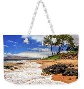 Keawakapu Beach - Mokapu Beach Weekender Tote Bag