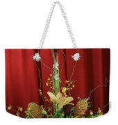 Keawalai Still Life Tropical Flowers Weekender Tote Bag