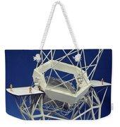 Keck Observatorys Ten Meter Telescope Weekender Tote Bag