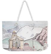 Kedarnath Jyotirling Weekender Tote Bag