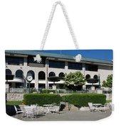 Keeneland Racetrack Grandstand Weekender Tote Bag