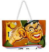 Keep Em Pulling For Victory - Ww2 Weekender Tote Bag by War Is Hell Store
