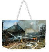 Keep Fire In Your Life #15 Weekender Tote Bag