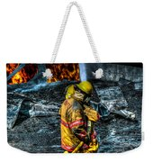 Keep Fire In Your Life No 8 Weekender Tote Bag