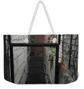 Keep Out  Weekender Tote Bag