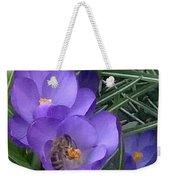 Keep The Bee Safe Weekender Tote Bag