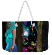 Keeper Of Other Worlds  Weekender Tote Bag