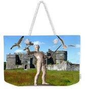 Keeper Of The Castle 4 Weekender Tote Bag