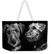 Keeper The Welsh Terrier Weekender Tote Bag