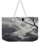 Keeping Above The Storm Weekender Tote Bag