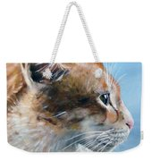 Keeping An Eye On You Weekender Tote Bag