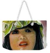 Keiki Child In Hawaiian #115 Weekender Tote Bag